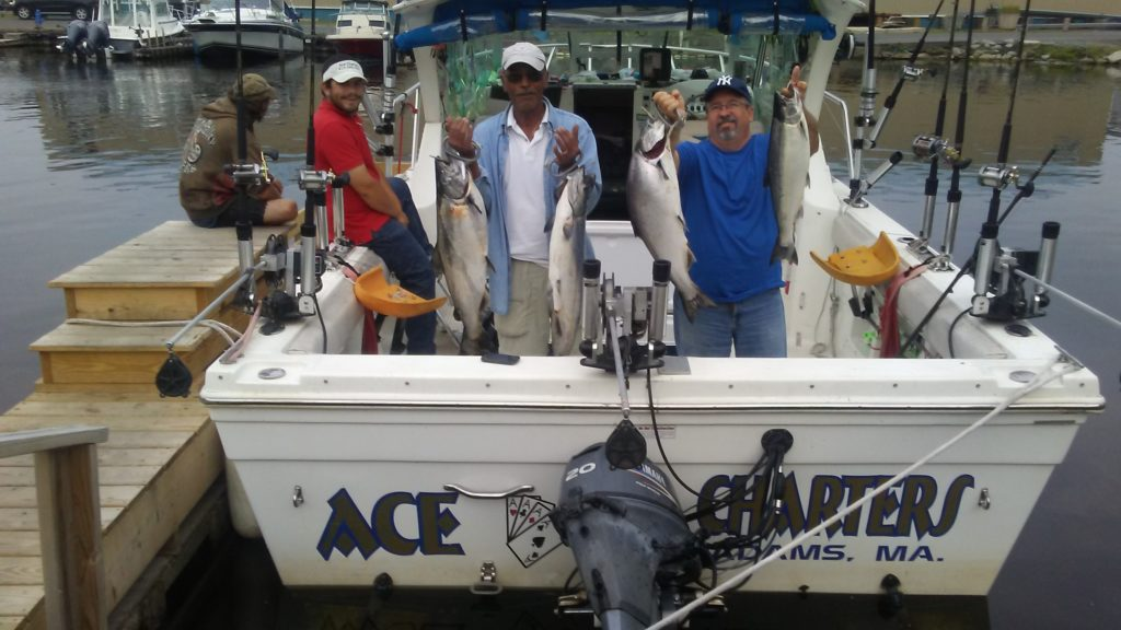 a successful trip with Ace Charters