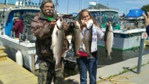 Spring Fishing Report