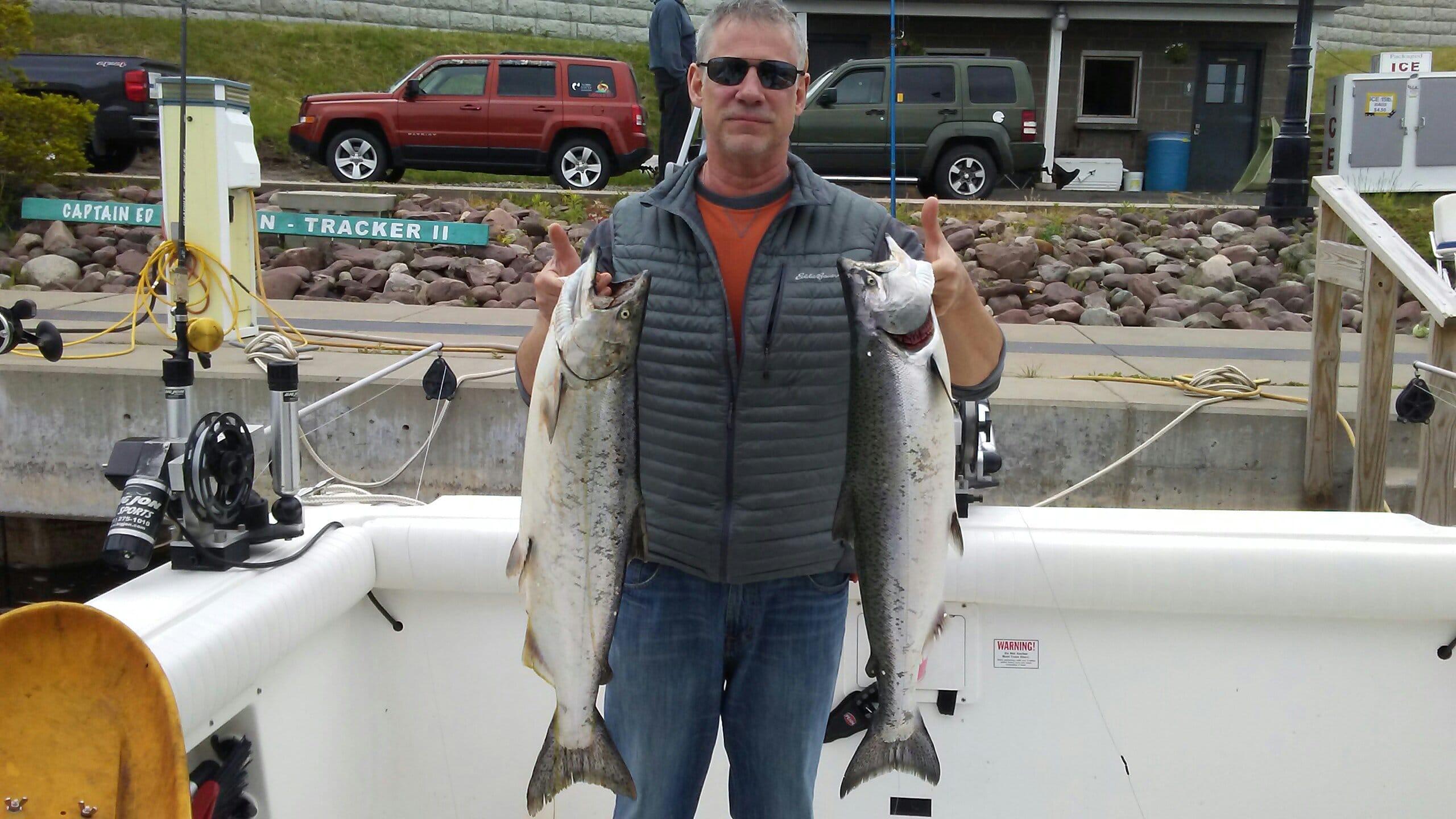 June fishing is on fire