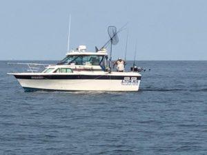 Lake Ontario Charter Boat Ace Charters II